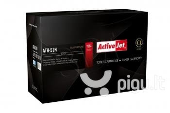 Toneris ActiveJet AT-51N | Black | 7200 psl | HP Q7551A
