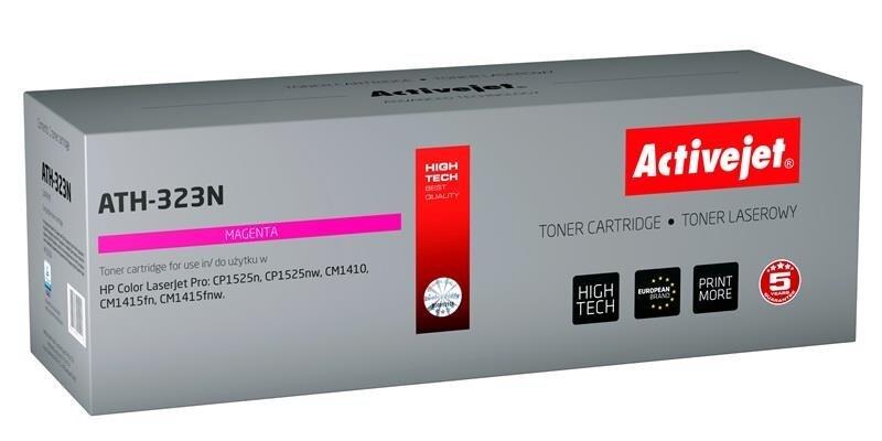 Toneris ActiveJet ATH-323N | Magenta | 1300 str. | HP HP CE323A (128A)