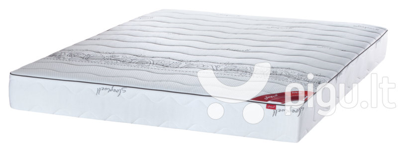 Čiužinys Sleepwell RED Pocket Etno, 180x200 cm