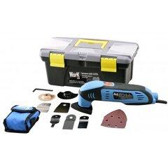 Multifunkcinis įrankis su priedais WORK MEN WMMT200