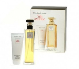 Комплект Elizabeth Arden 5th Avenue: EDP 125 мл + лосен для тела 100 мл