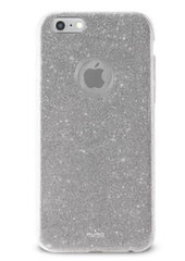 Glitter Shine Back cover for Iphone 6/6s (Silver)