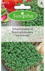 Sėjamoji pipirnė , 5g kaina ir informacija | Daržovių, uogų sėklos | pigu.lt