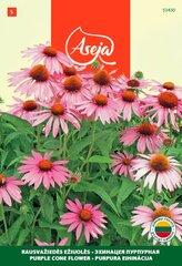 Rausvažiedės ežiuolės /Purple Cone Flower/, ASEJA, 0,75g, 53430( 5 ) kaina ir informacija | Gėlių sėklos | pigu.lt