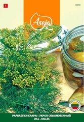 Paprastieji krapai, /Dill/ ASEJA, 6g, 10550( 1 ) kaina ir informacija | Prieskonių sėklos | pigu.lt