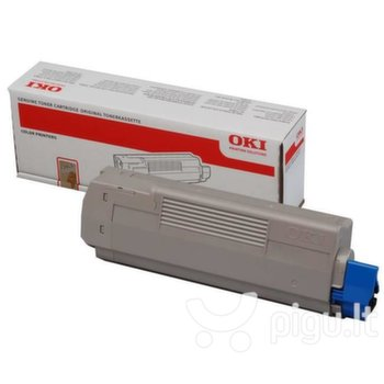 OKI - Toner do MC873 15k Black