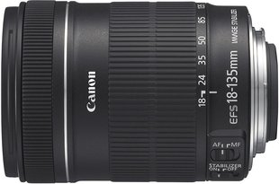 Canon EF-S 18-135mm 1.3.5-5.6