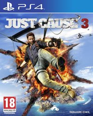 Just Cause 3, PS4