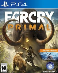 Far Cry Primal, PS4