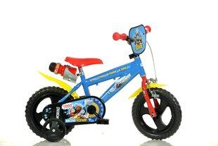 """Berniukų dviratukas Dino bikes Thomas&Friends (traukinukas Thomas) 12"""", 412UL-TH"""