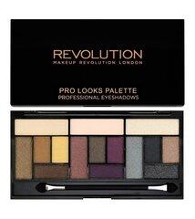 Akių šešėlių paletė Makeup Revolution London Pro Looks Big Love 13 g