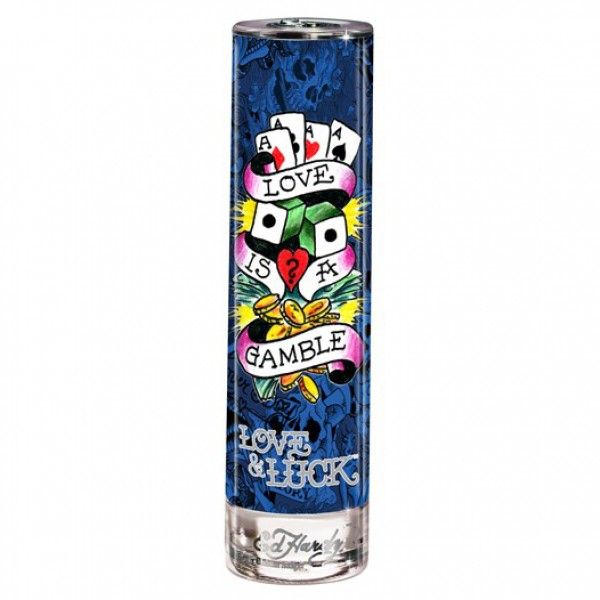 Tualetinis vanduo Christian Audigier Ed Hardy Love & Luck EDT vyrams 100 ml