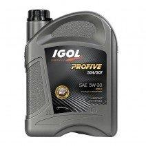 Variklinė alyva IGOL ProFive504/507 5W30 (VW-AUDI), 2L