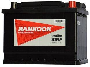 Akumuliatorius Hankook 55Ah 480A MF55559