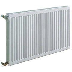 KERMI radiatorius 0.5 x 0.4 m, dvigubas, šoninio pajungimo.