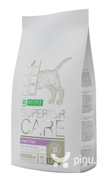 Nature's Protection Superior Care Grain Free 1,5 kg