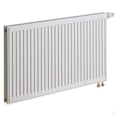 KERMI radiatorius 0.6 x 0.7 m, viengubas, apatinio pajungimo su integruotu ventiliu. kaina ir informacija | KERMI radiatorius 0.6 x 0.7 m, viengubas, apatinio pajungimo su integruotu ventiliu. | pigu.lt