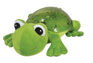 Šviesos projektorius su melodijomis Cloud B Tranquil Frog™ 38739 kaina ir informacija | Žaislai kūdikiams | pigu.lt