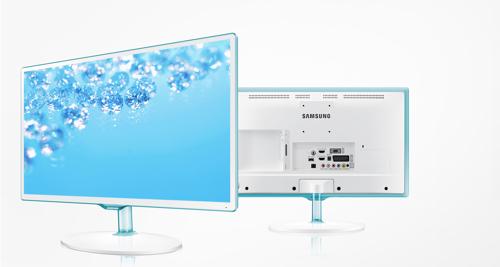 """Naujausias elegantiškasis """"Samsung"""" dizainas """"Touch of Color"""" daro šį prietaisą išskirtinį"""
