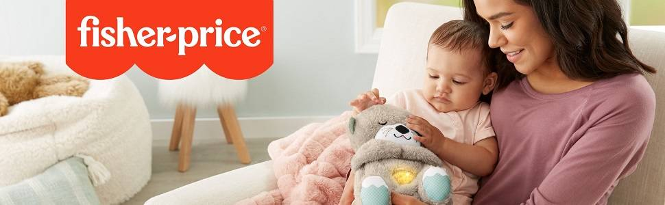 Fisher Price Preschool - Soothe 'N Snuggle Otter