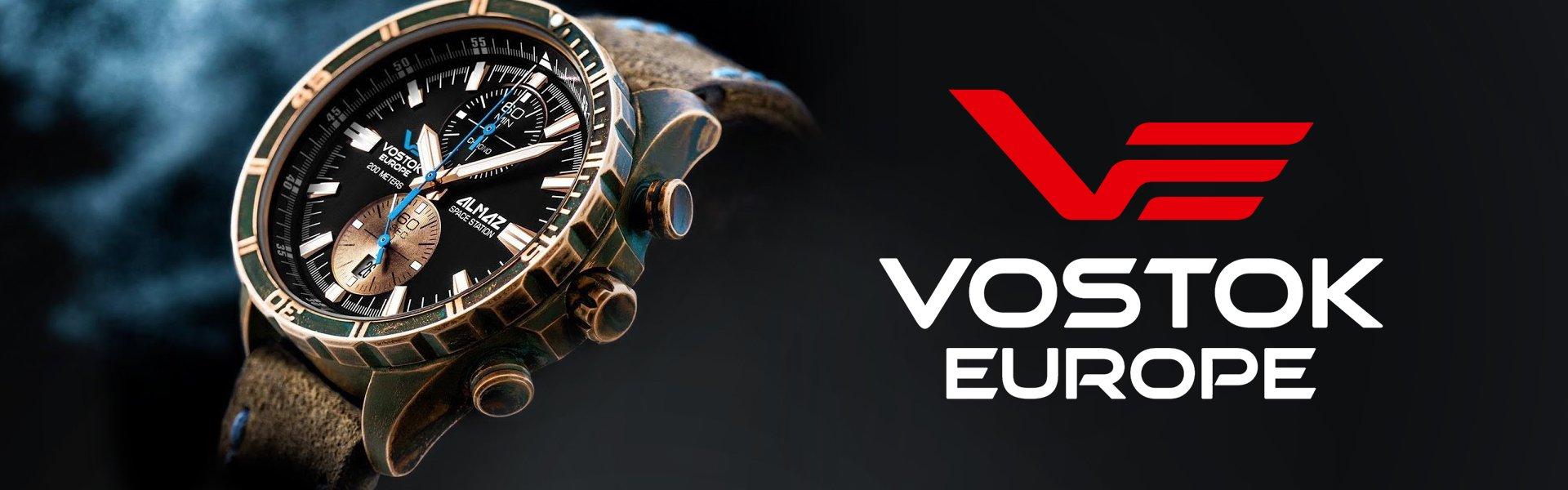 Laikrodis vyrams Vostok Europe Lunokhod-2 Grand 6S21-620E529                             Vostok Europe