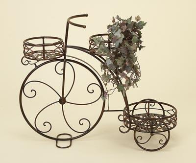 Gėlių stovai, arkos, vazonų laikikliai