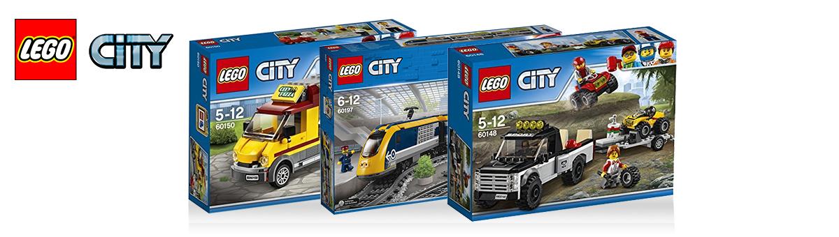 LEGO® City serija