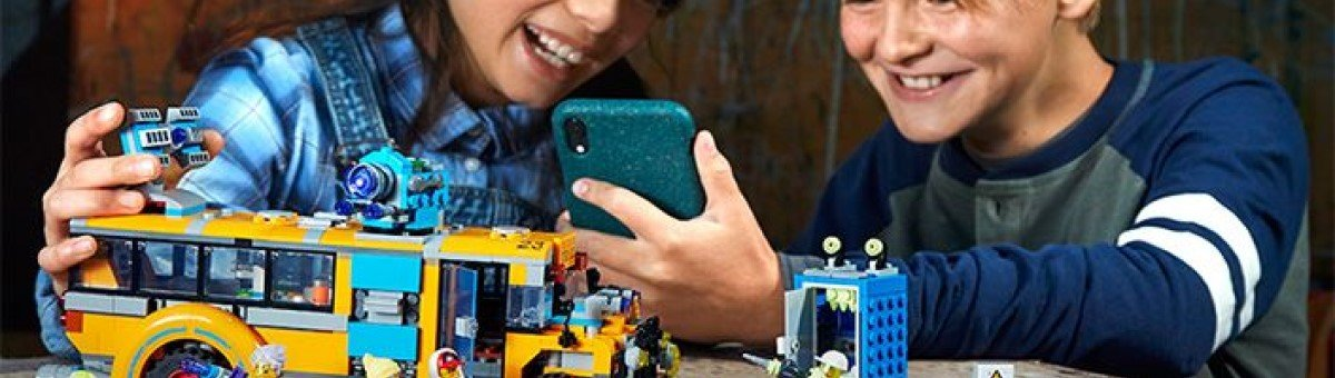 LEGO Hidden Side serija: pamirškite viską, ką žinojote