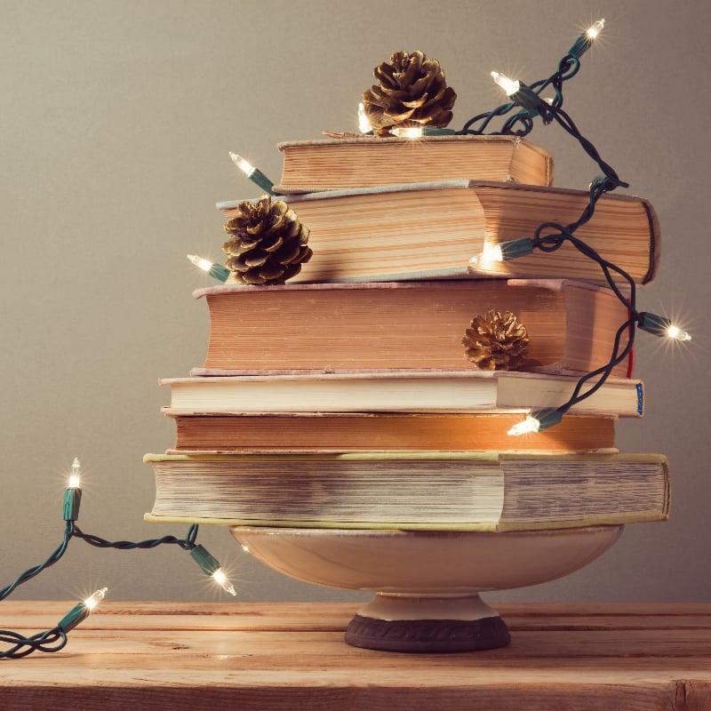 jõulupuu raamatutest