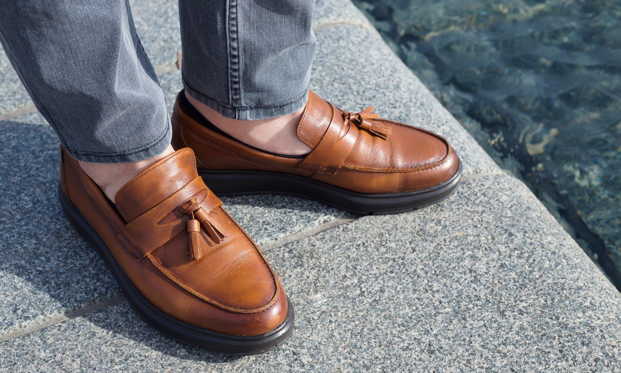 vyriski batai loafers kasdieniam nesiojimui